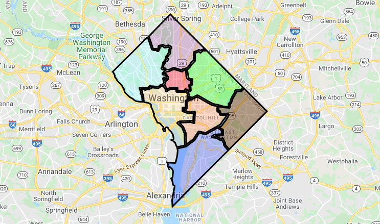 DC's Real-Time HIV Data Reveal Segregation, Options for Improving Care