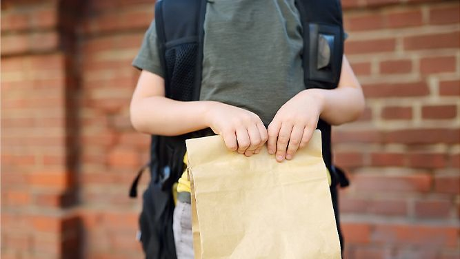 As kids return to classroom, healthy eating habits are top-of-mind