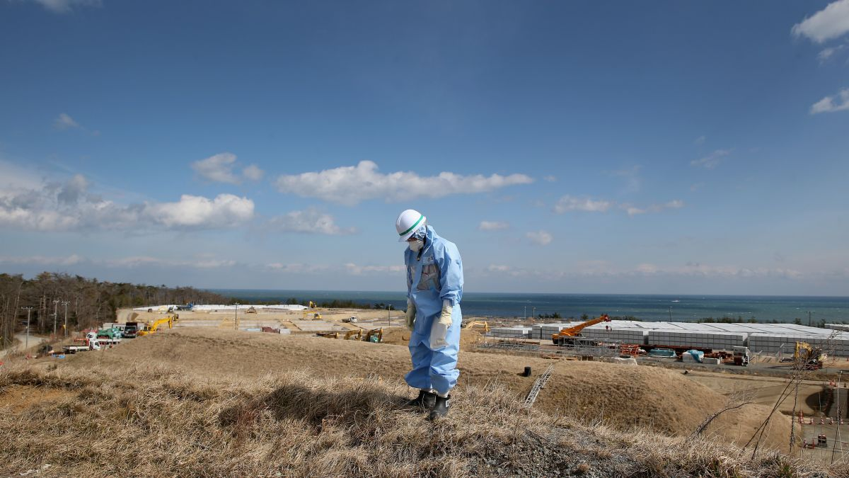 Looks Like Japan Is Going Ahead With Plan to Dump Radioactive Fukushima Water Into the Ocean