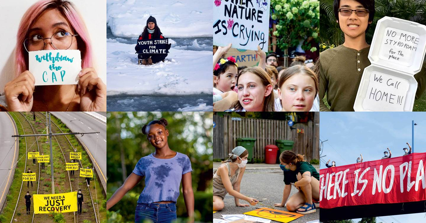 Meet the Gen Z campaigners fighting for environmental justice
