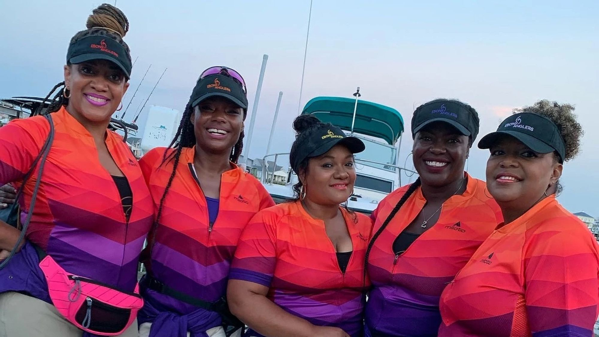 The Ebony Anglers Are Changing the Face of Competitive Fishing