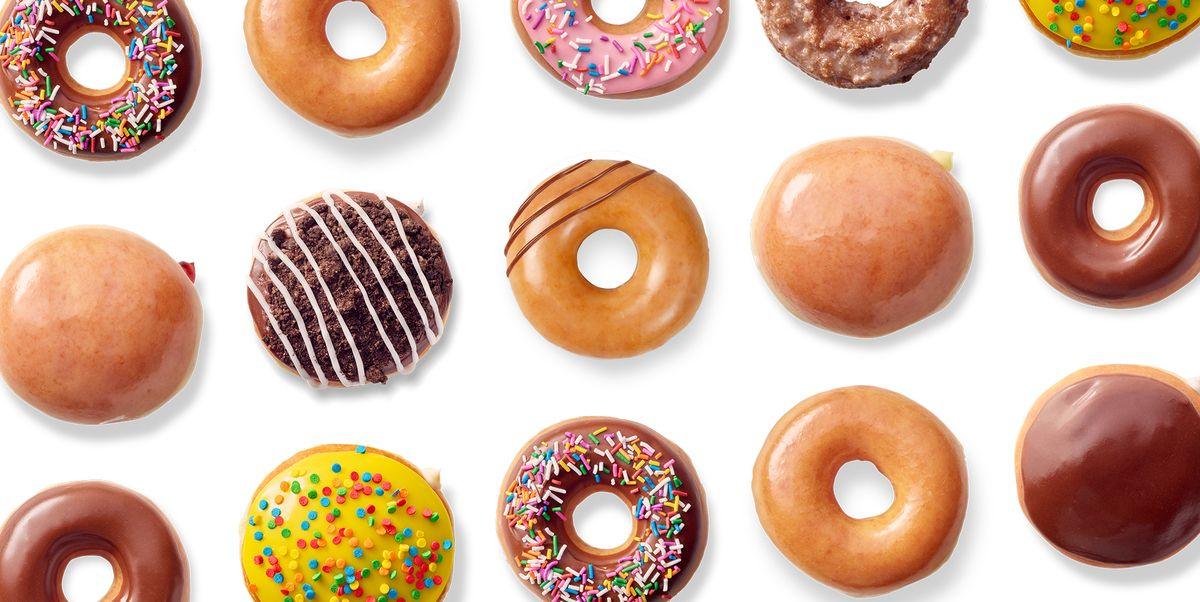 Krispy Kreme Is Giving Out Free Donuts Today