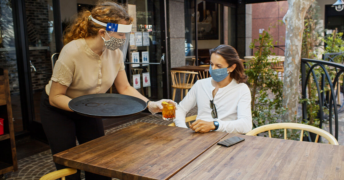 Wearing a Mask May Reduce How Sick You Get from COVID-19