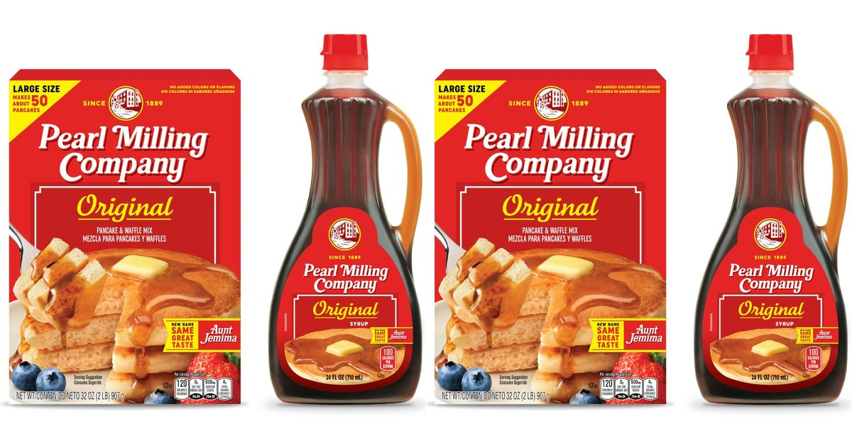 Aunt Jemima Has A New Name, Pearl Milling Company