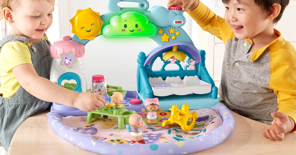 Fisher-Price Little People Babies Playset Only $27 Shipped on Amazon (Regularly $40)