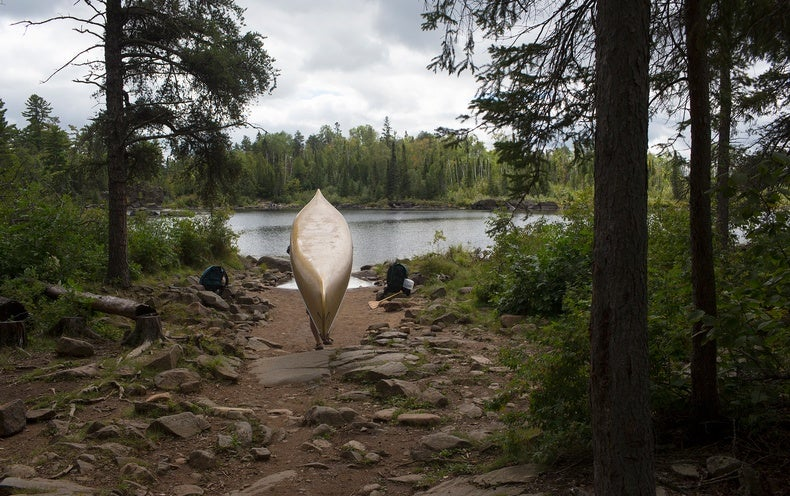 National Park Nature Walks, Episode 7: Into the Wilderness by Canoe