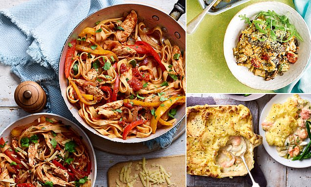 The mouth-watering recipes that could help you lose a stone for summer