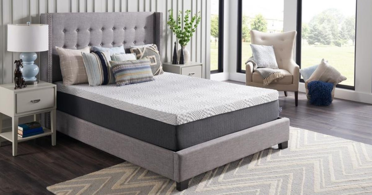 Sealy Memory Foam Twin Mattresses from $168.74 Shipped on HomeDepot.com (Regularly $300)