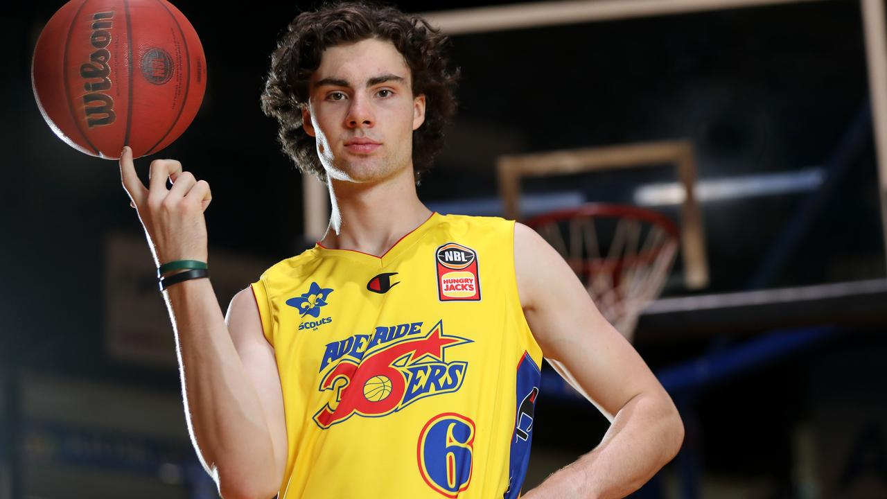 Josh Giddey ready to 'take the leap' after officially nominating for the 2021 NBA Draft