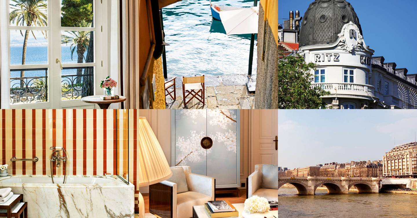 5 classic European hotels to book now