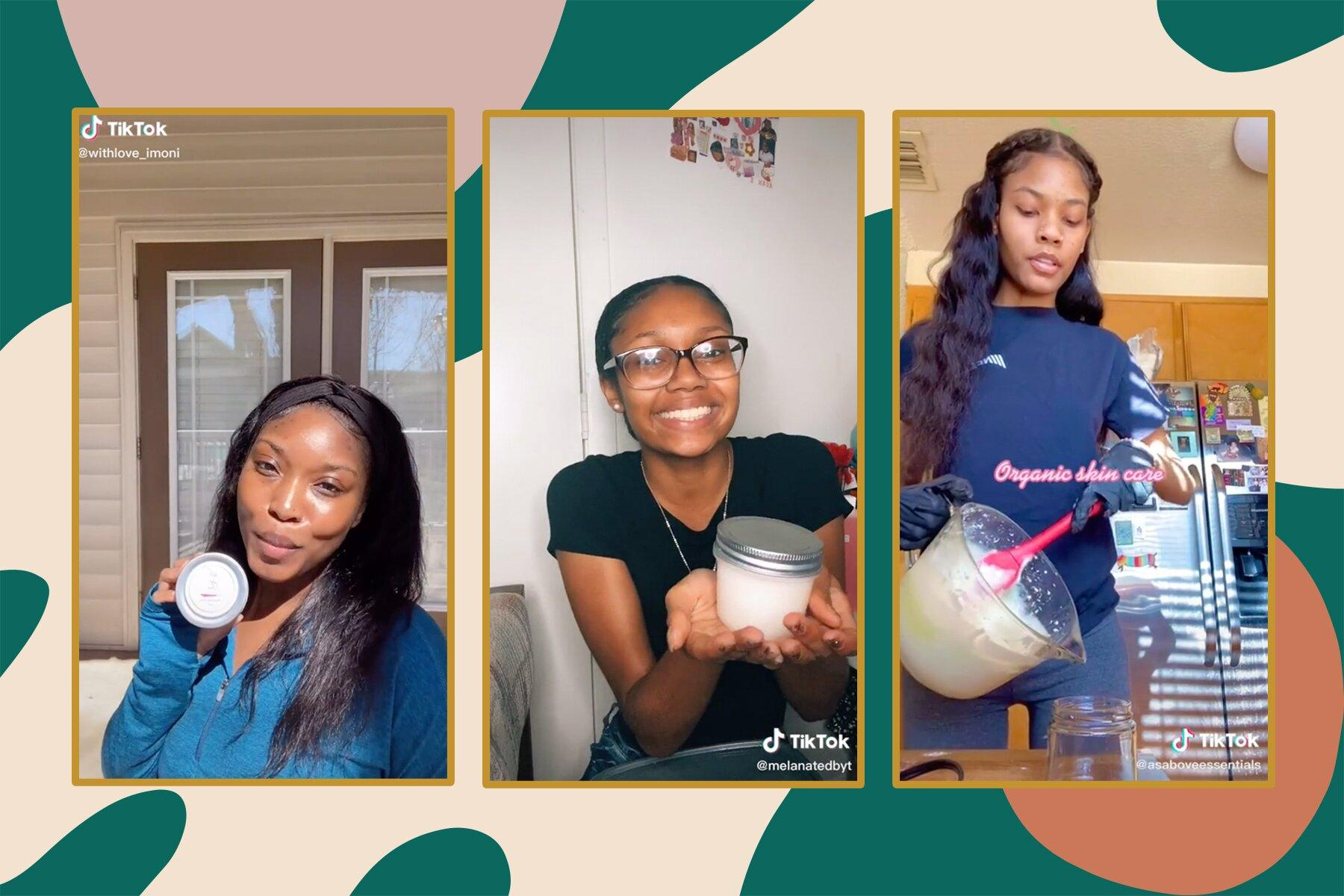 9 Black-Owned Health and Wellness Brands You Need to Follow on TikTok