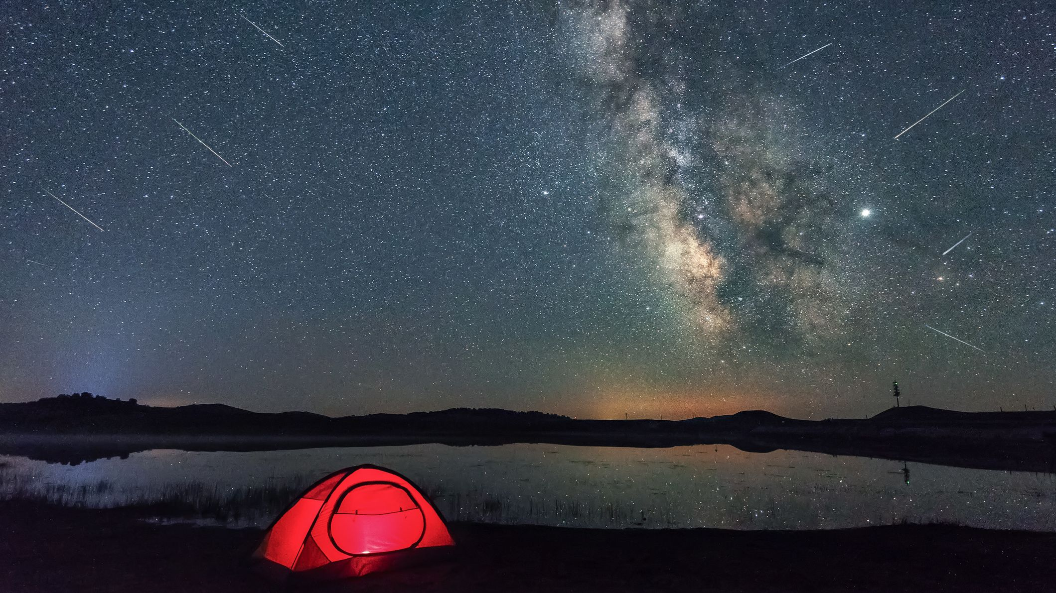 The Perseid Meteor Shower Will Produce Up to 100 Meteors an Hour this August
