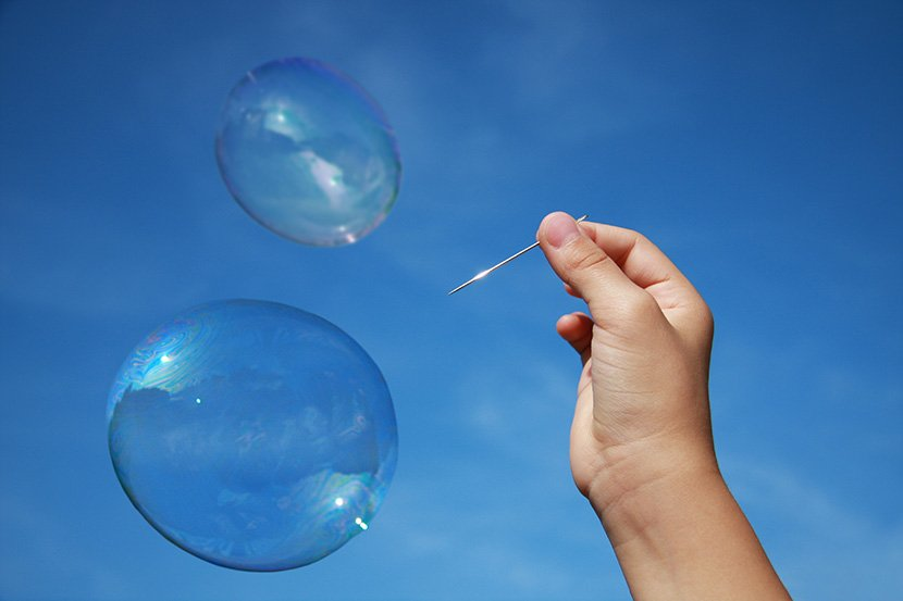 3 Ways to Succeed in a Real Estate Bubble