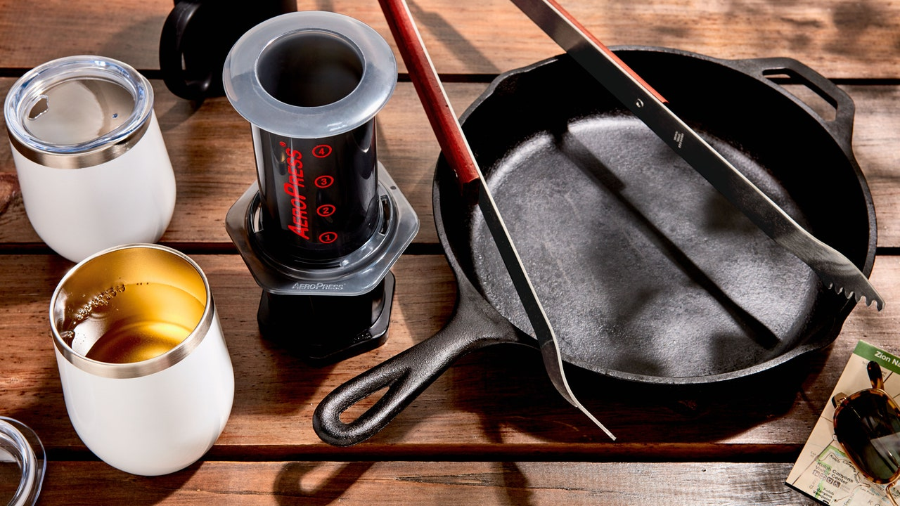 The Best Camping Cooking Gear for More Than Just S'mores