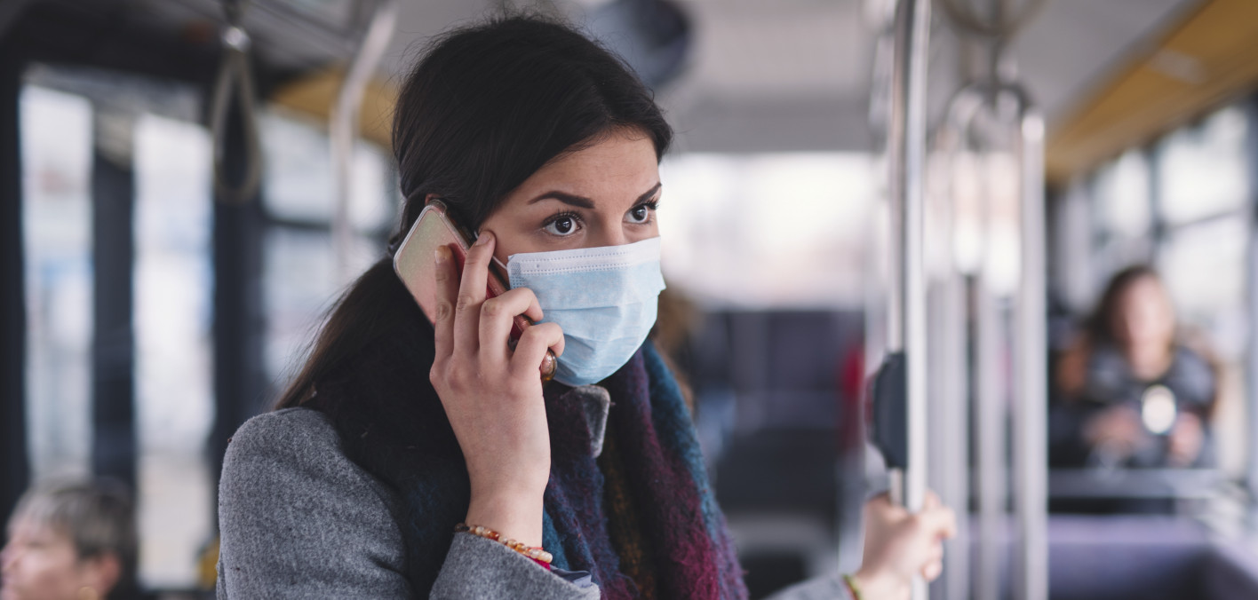 CDC Requires Face Masks on Public Transportation and at Transportation Hubs