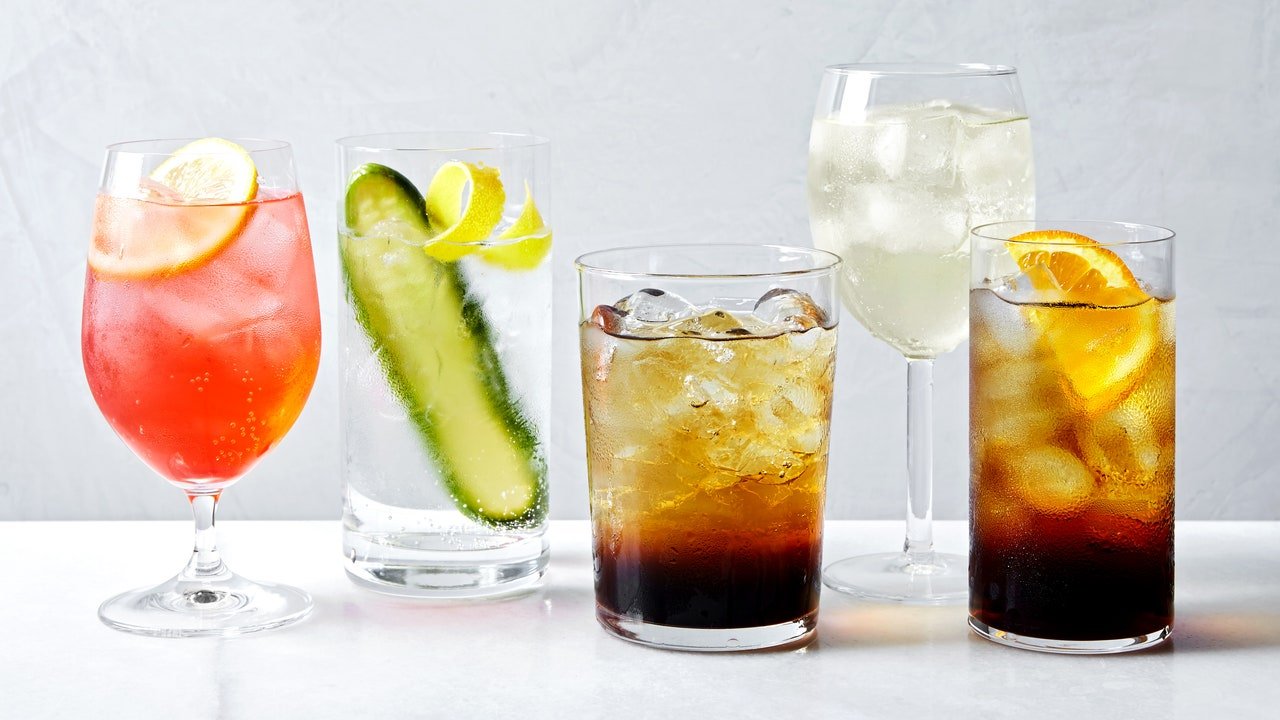 Gin and Tonic Is Great, but Have You Tried Other Stuff and Tonic?