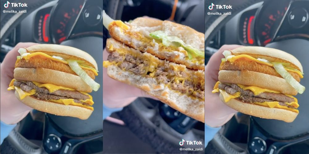 McDonald's Double Cheeseburgers And Mayo Chickens Are Being Combined