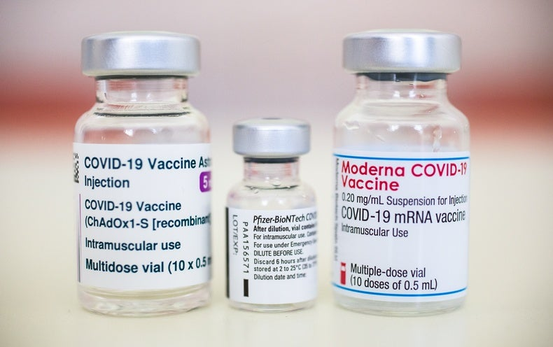 The Vaccine Rollout Is Changing How We Think about Prescription Meds