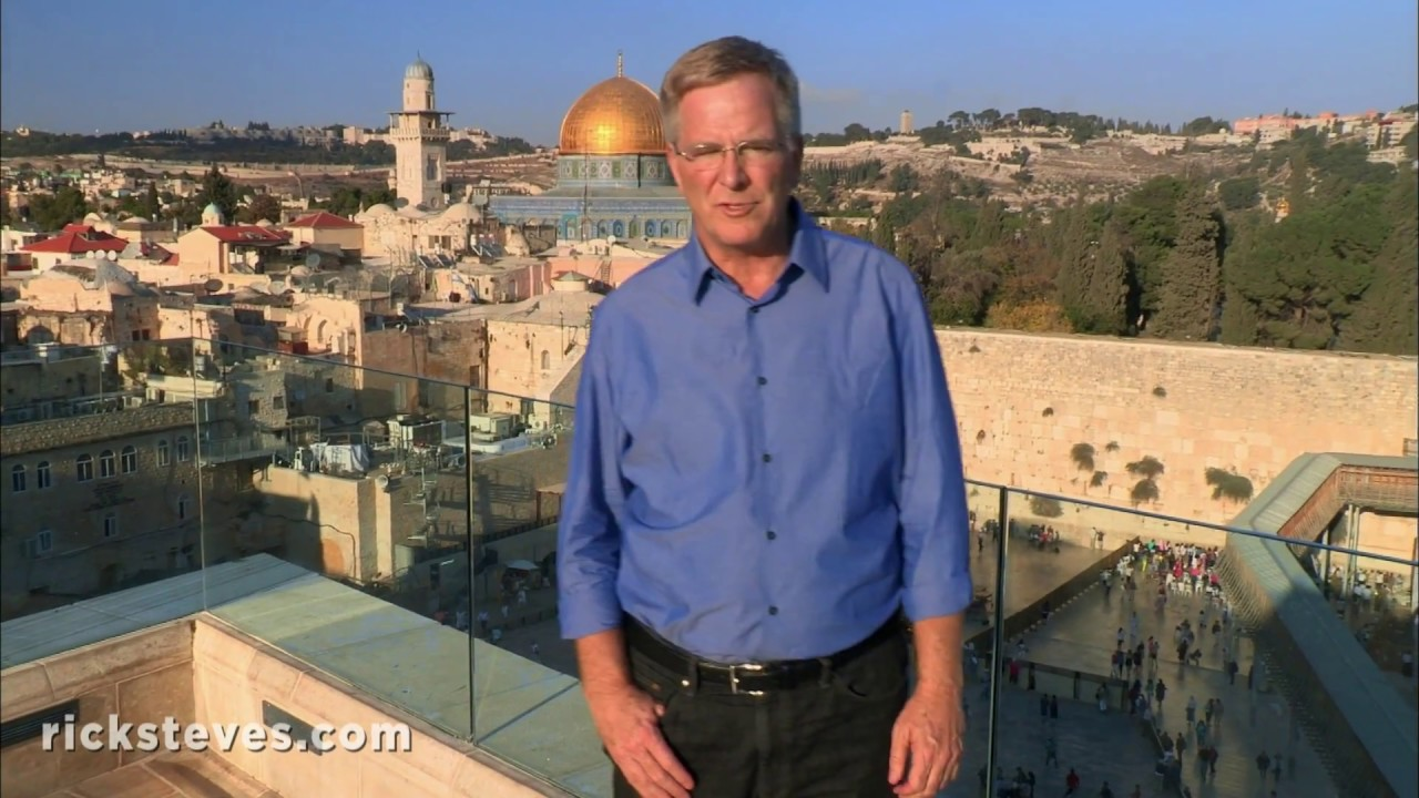Jerusalem: Holy for Jews, Muslims, and Christians