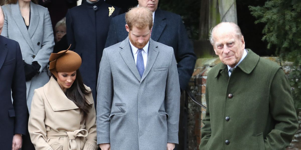 All We Know About Meghan Markle And Prince Harry's Plans For Prince Philip's Funeral