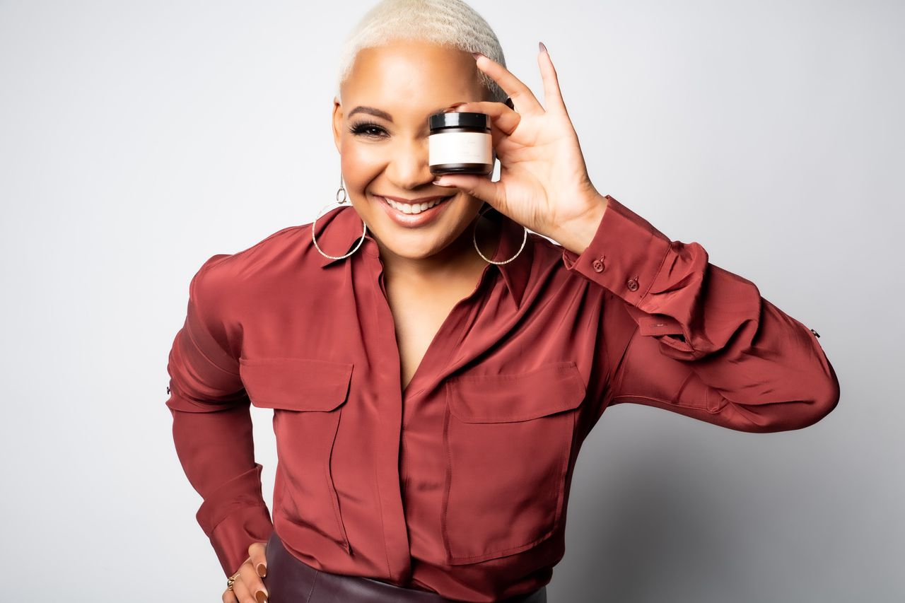 Facing 40, this entrepreneur started a wellness brand