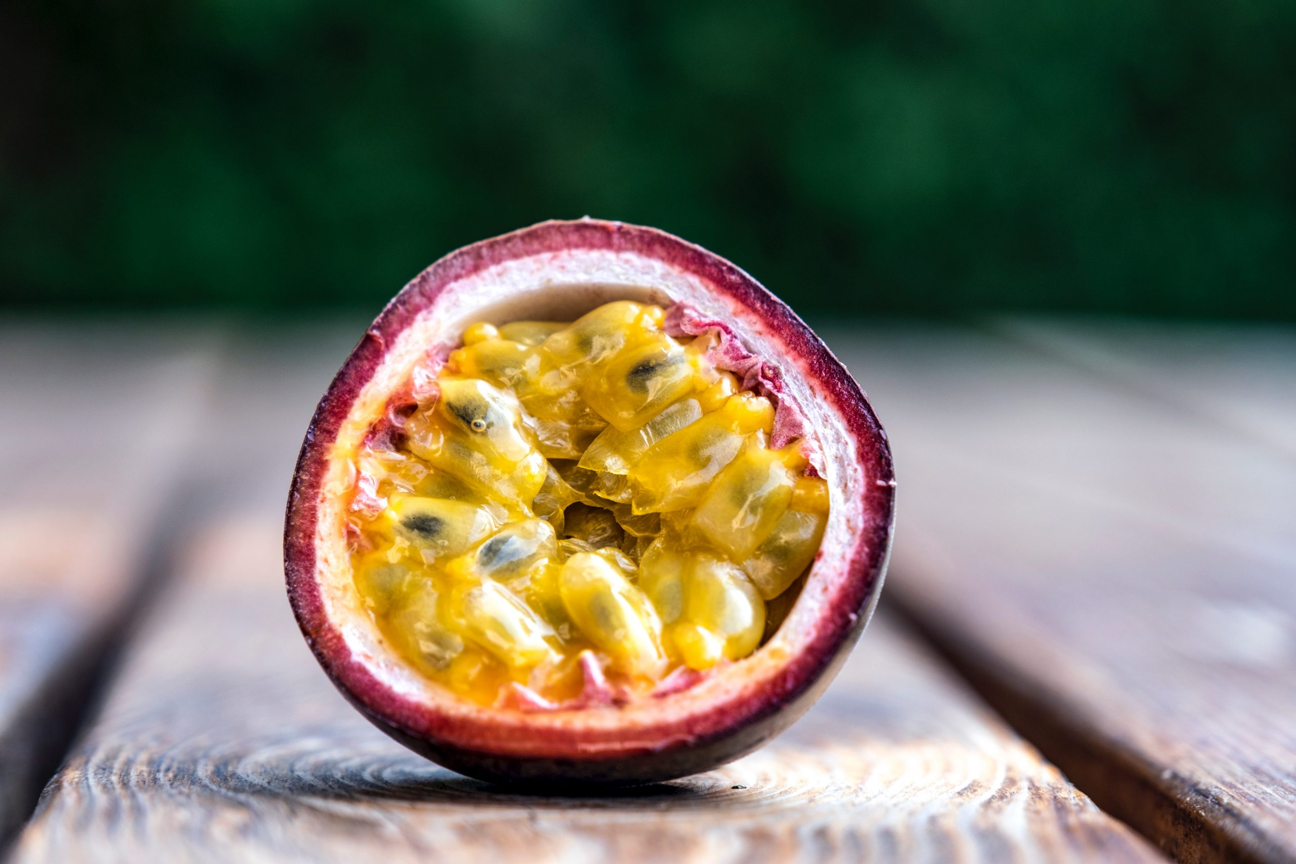 Passion Fruit Trivia   30 interesting facts about the fruit