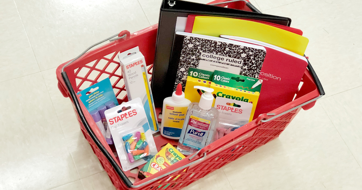 9 Smart Ways to Save at Staples on School Supplies