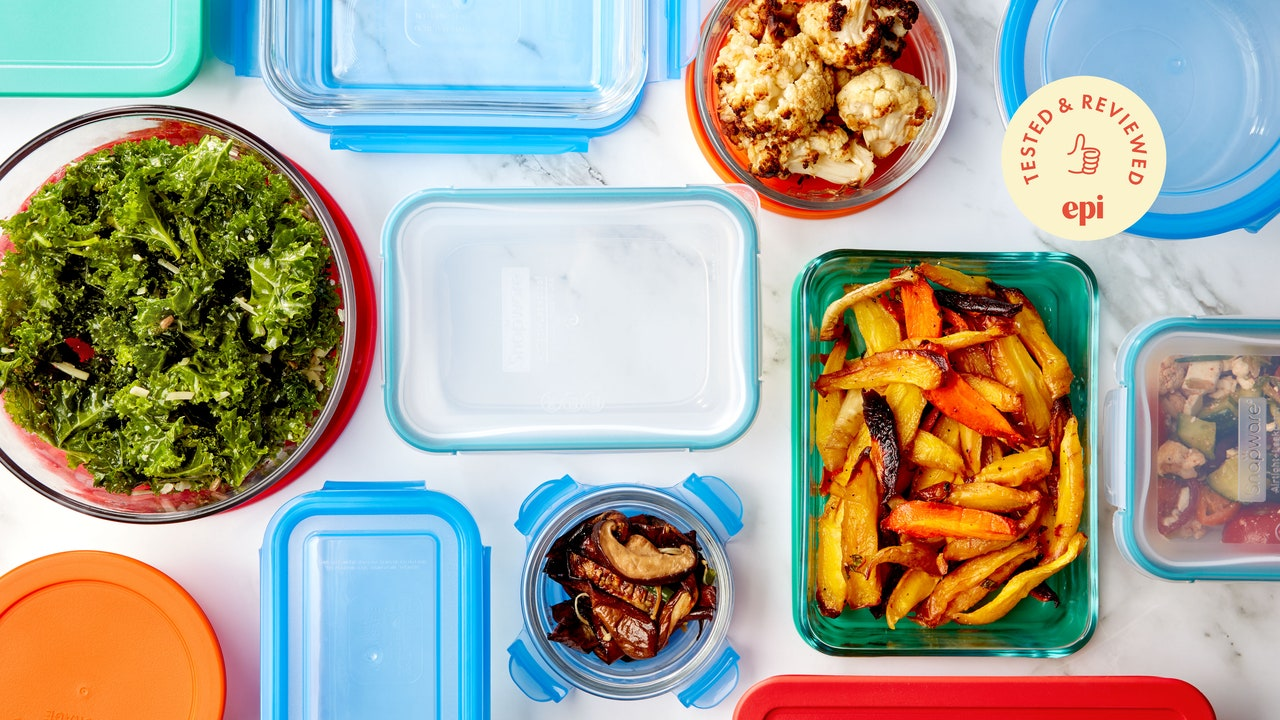 The Best Food Storage Containers, Tested and Reviewed