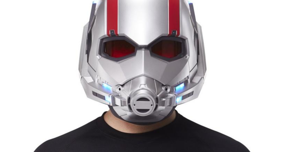 Marvel Legends Ant-Man Electronic Helmet Only $34.99 Shipped (Regularly $100)