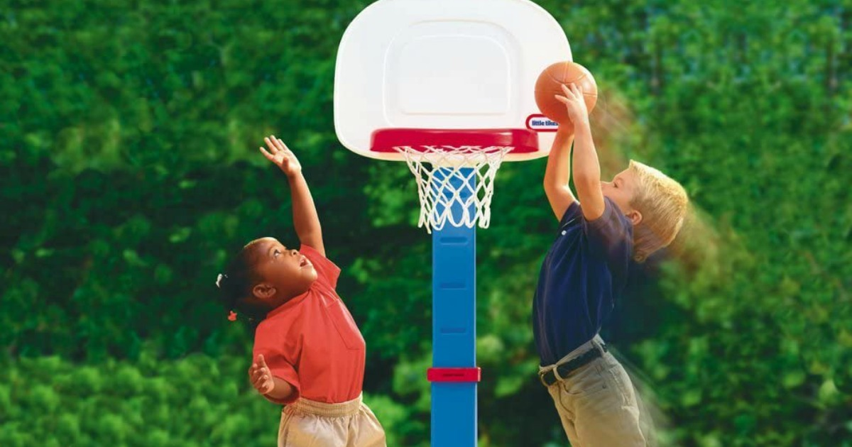 Little Tikes Easy Score Basketball Set Just $19.99 on Walmart.com (Regularly $35)