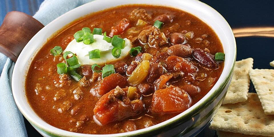 Bob's Little Known, Less Cared About Chili