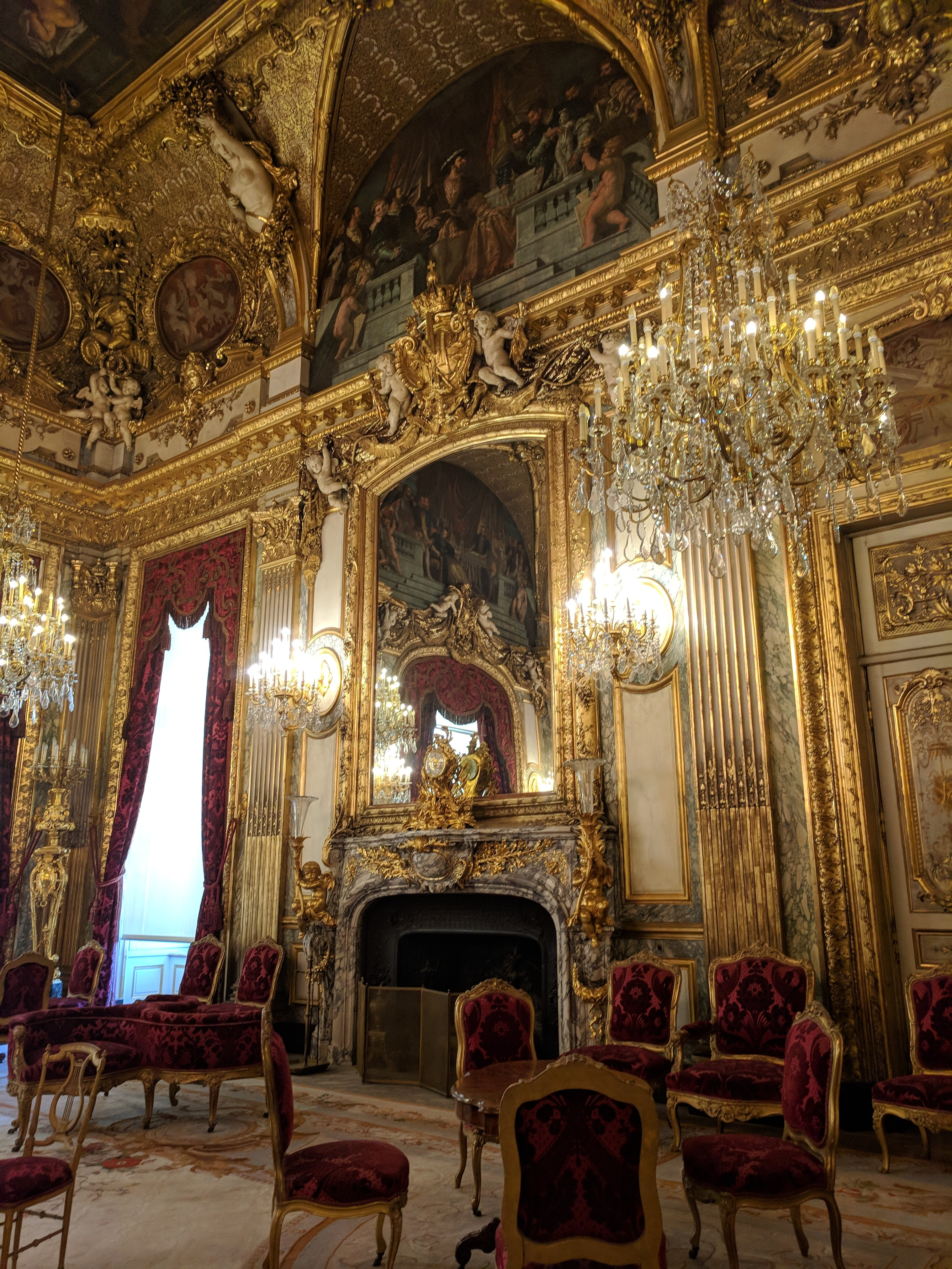 The Wettin Rulers of Saxony and Their Dresden Palace