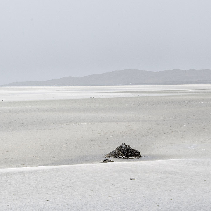 Luskentyre, Harris, Outer Hebrides, Scotland by Peter Paterson