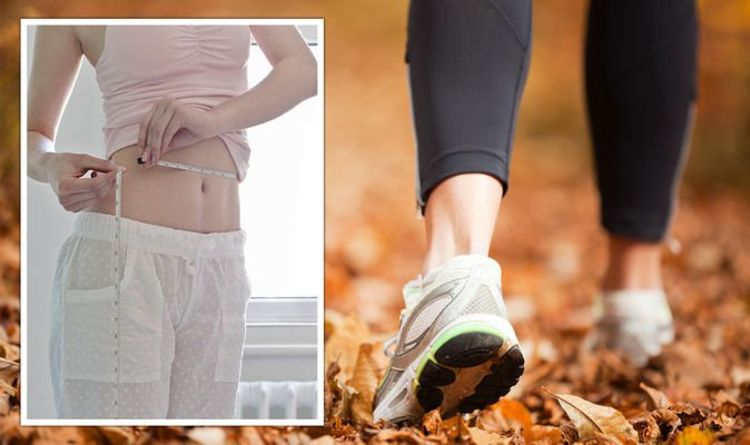 Exercise: Walking most 'underrated' movement for weight loss - 'just 30 minutes a day'