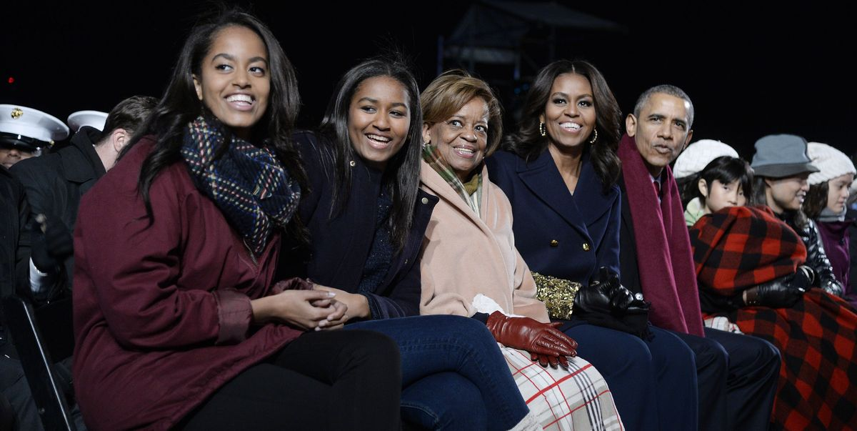 Michelle Obama Said Sasha And Malia Have Gotten Into Cooking While At Home