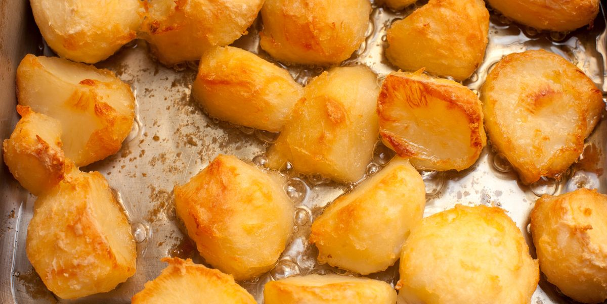 Get Perfect Roast Potatoes With This Simple Hack