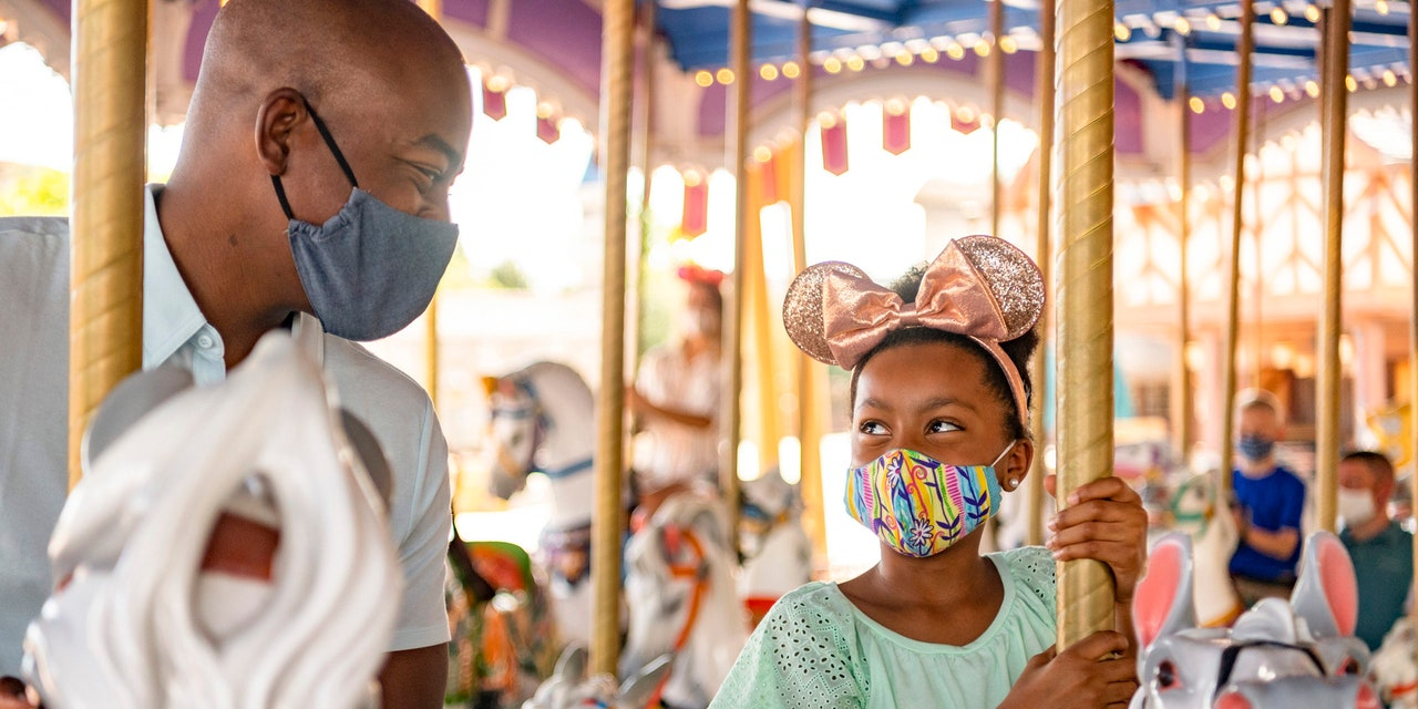 Disney World Just Made a Major Update to Its Outdoor Mask Rules