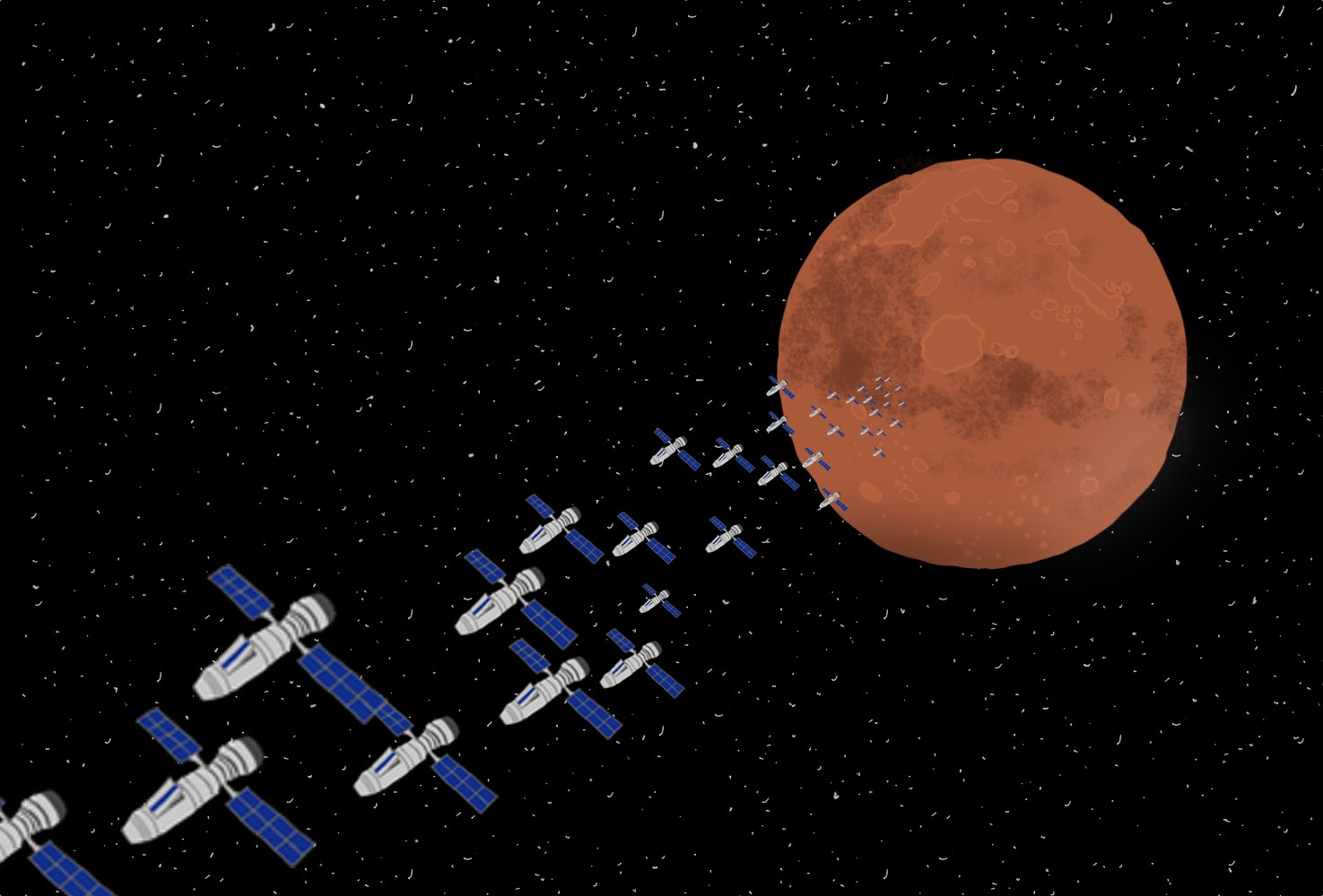 How (and Why) SpaceX Will Colonize Mars — Wait But Why