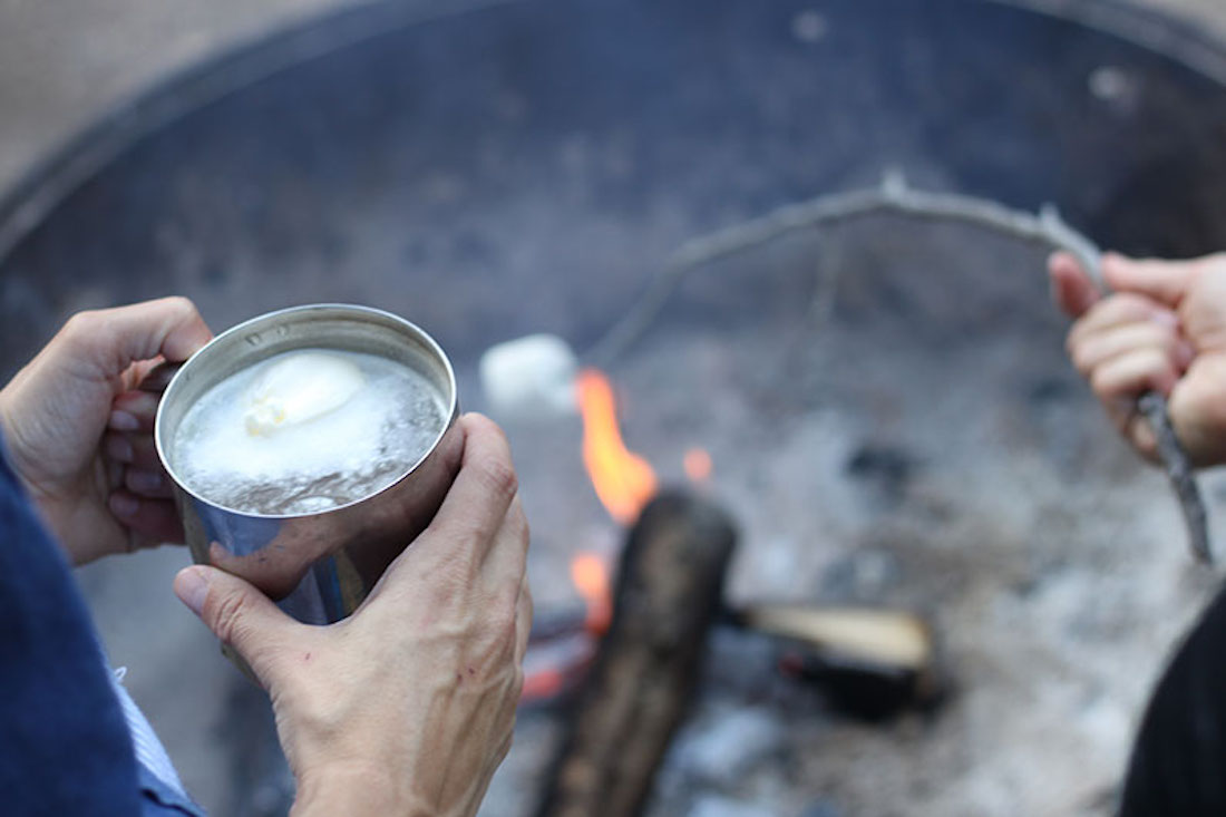 The Vanilla Cider Cocktail to Warm Your Fall and Winter Excursions