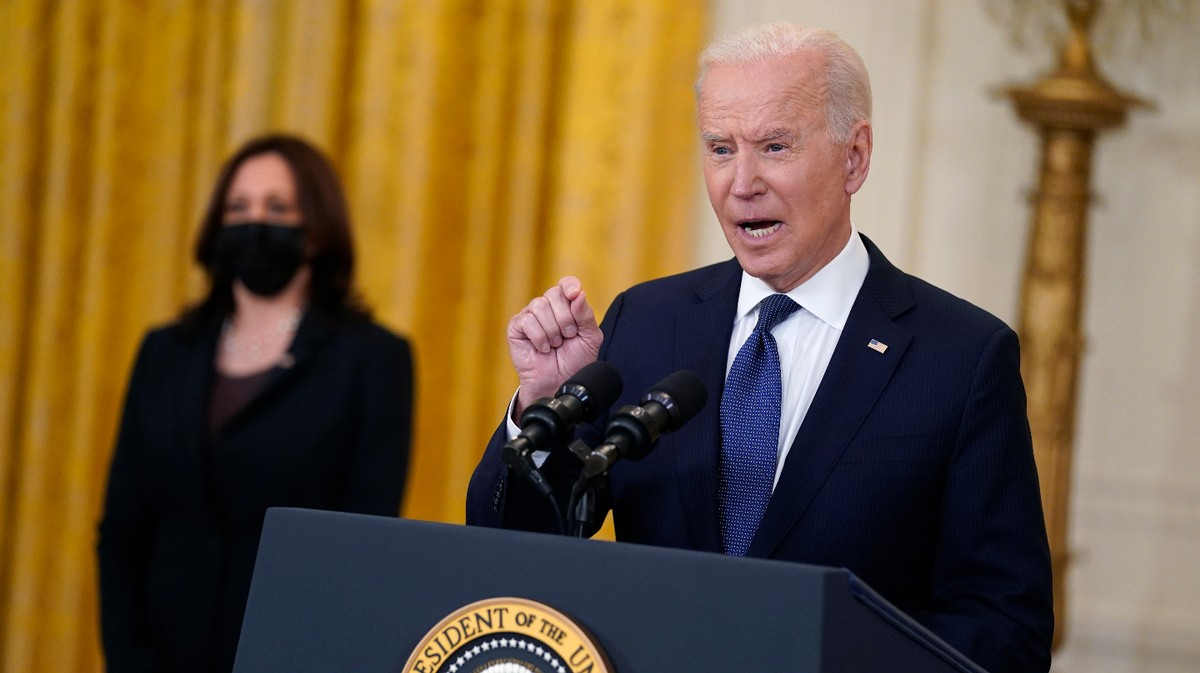 Biden Says Take a Crappy Job or Lose Your COVID Unemployment Benefits