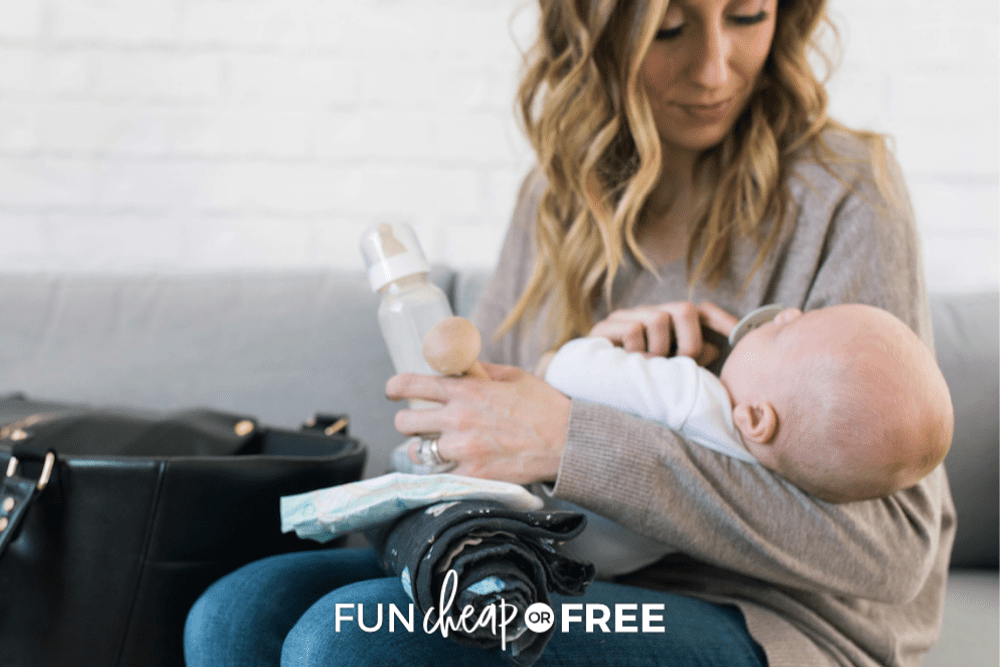 My Baby Must Haves: Diaper Bags, Bottles, More