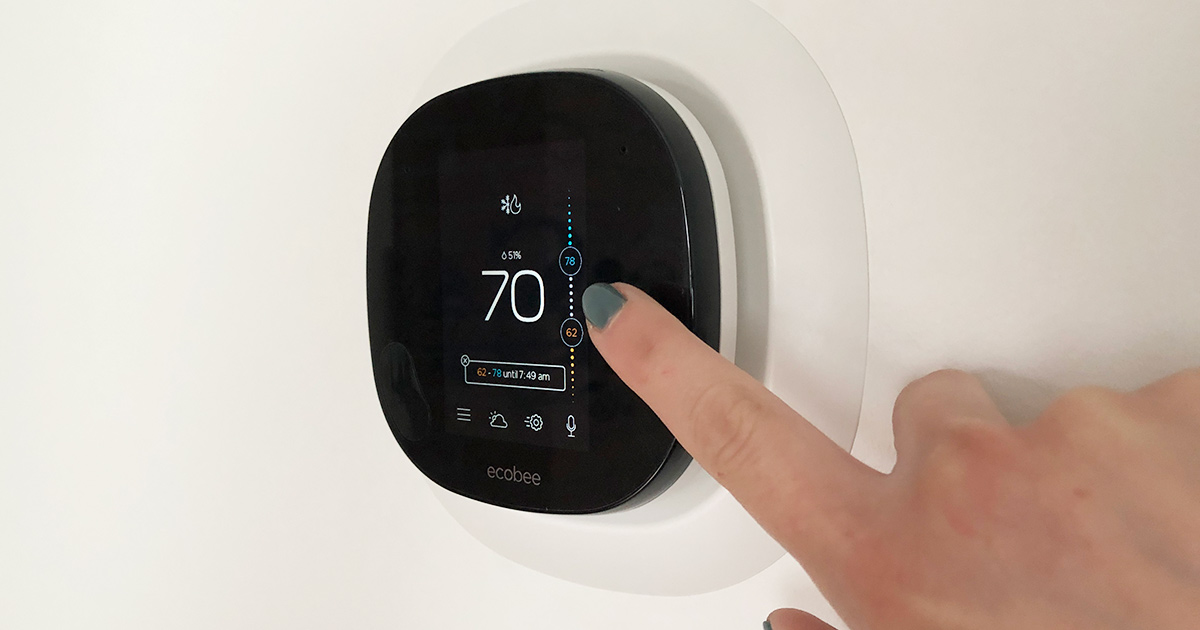 Keep AC Temperature at 78 Degrees For a Lower Electric Bill