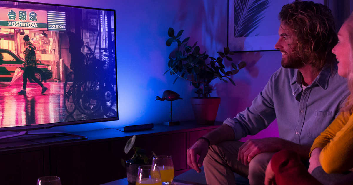 Philips Hue Play Color-Changing Mini Light Bar 3-Pack Only $99.99 Shipped for Costco Members (Regularly $150)