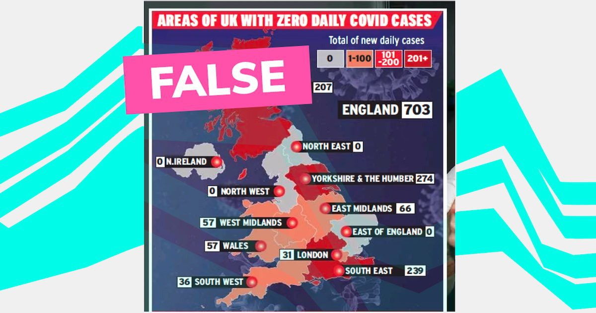 This map in the Daily Express uses all the wrong numbers