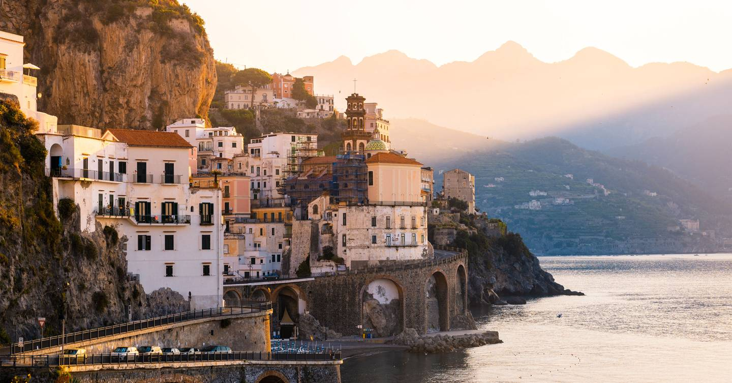 The most romantic road trips in Europe