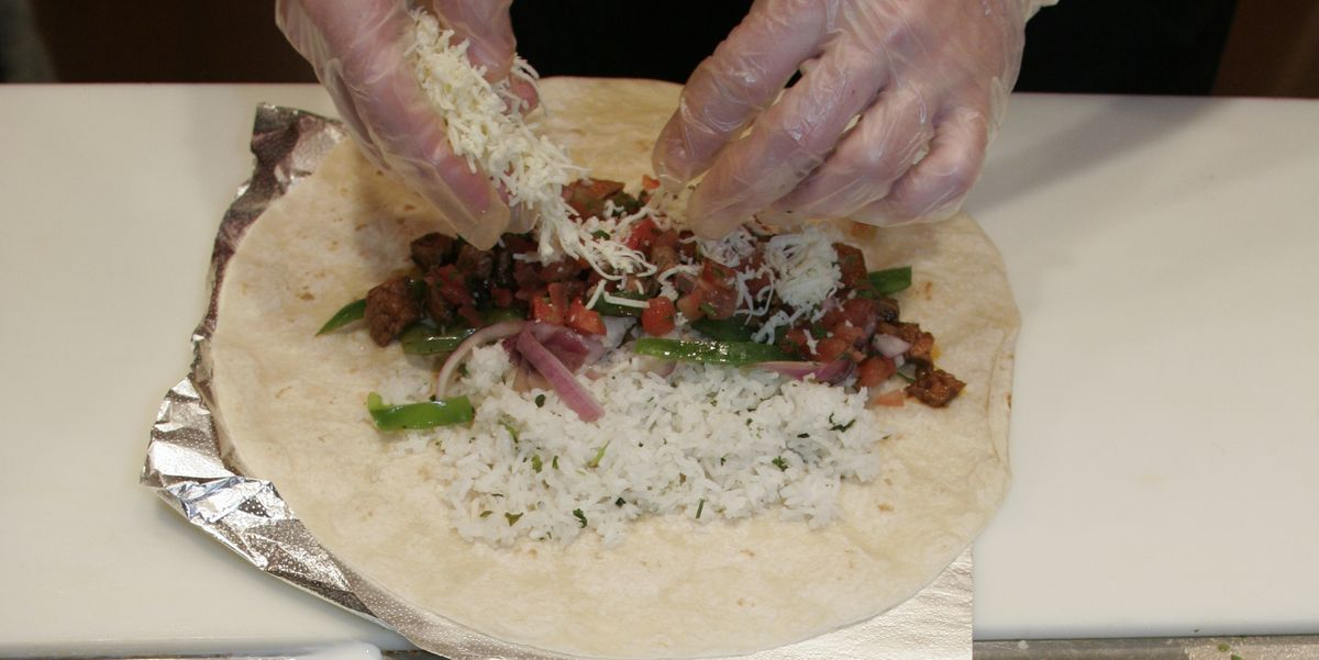 Chipotle Is Giving Away Thousands Of Free Burritos