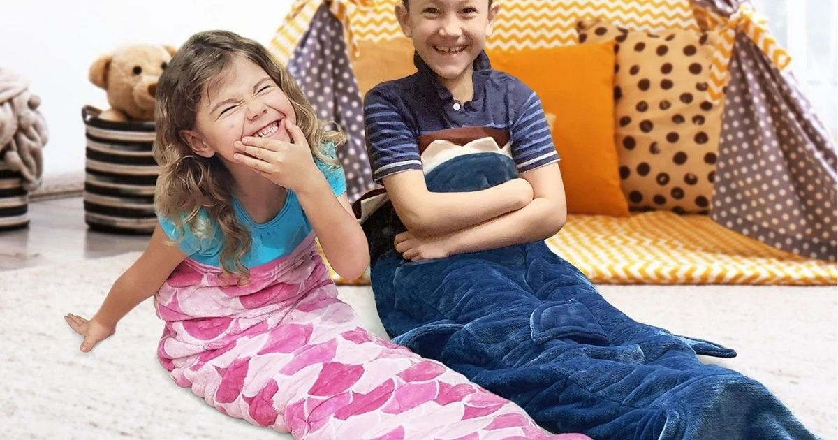 Kids Weighted Blankets Only $29.98 on Sam's Club