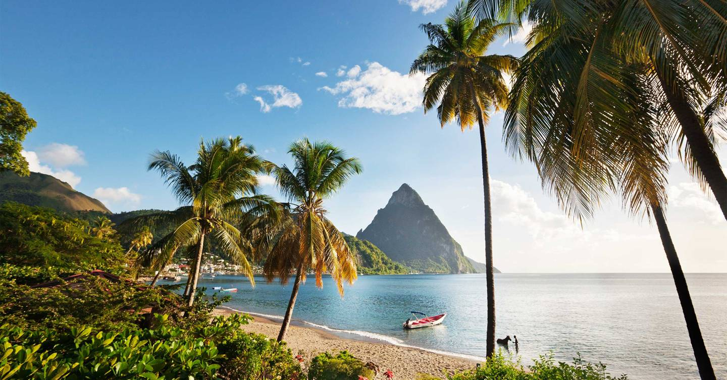 Win a five-night holiday to St Lucia