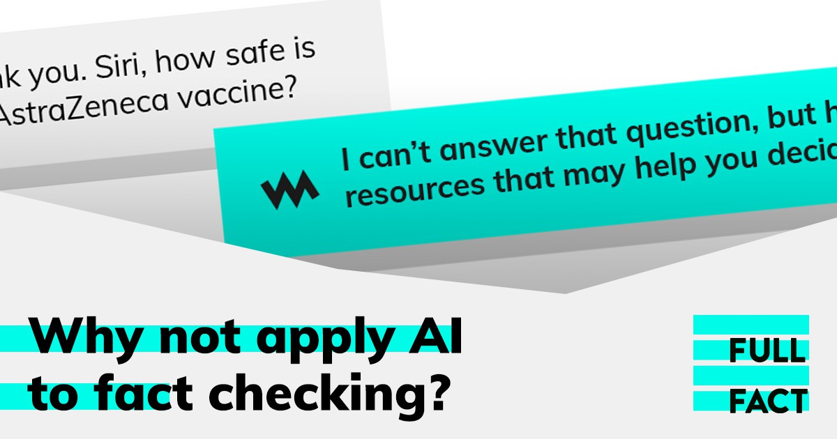 How does Automated Fact Checking work?