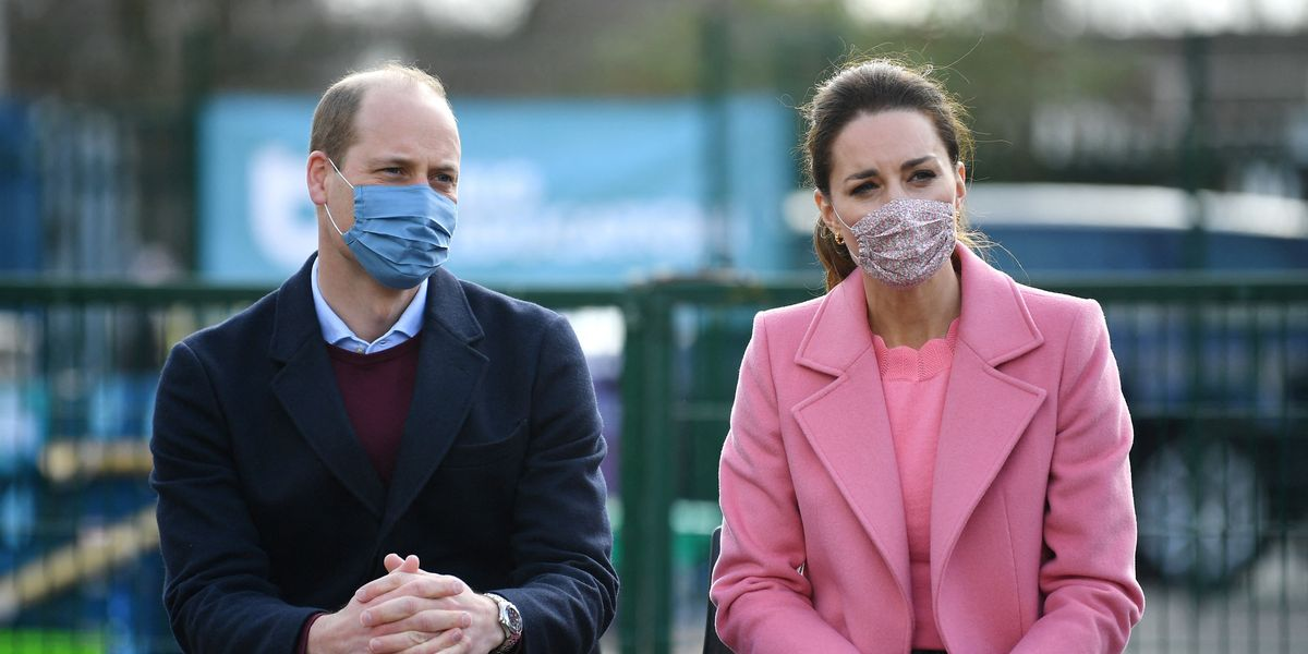 """Prince William Breaks Silence, Says Royals \""""Not a Racist Family\"""""""